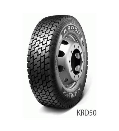 Anvelopa CAMION KUMHO Krd50 Tractiune Regional Garantie 5 Ani Korea 315/80 R 22.5 156l