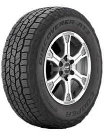 Anvelopa ALL SEASON 255/65R17 COOPER DISCOVERER AT3 4S 110 T