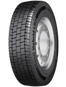 Anvelopa ALL SEASON CONTINENTAL HYBRID LD3 205/75R17.5 124/122 M