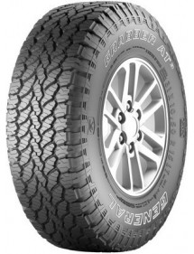 Anvelopa ALL SEASON 235/75R15 110/107S GRABBER AT3 FR LT LRD OWL 8PR MS DOT 2018 GENERAL TIRE