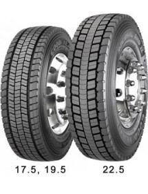 Anvelopa VARA GOODYEAR REGIONAL RHD II 12/R22.5 152/148L